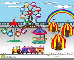 Clipart Carnival Rides.