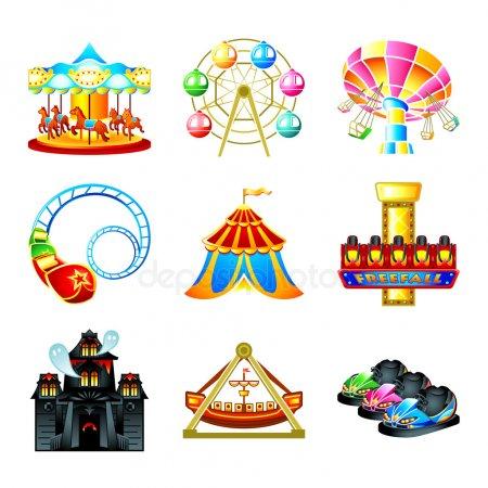 Carnival rides Stock Vectors, Royalty Free Carnival rides.