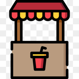 Food Stand PNG.
