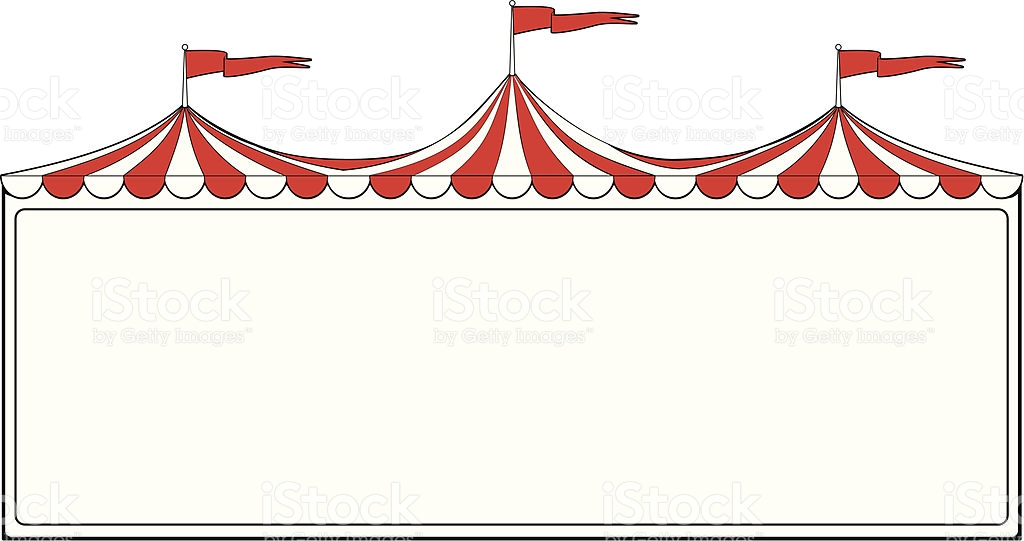 Circus Tent Clipart Free.