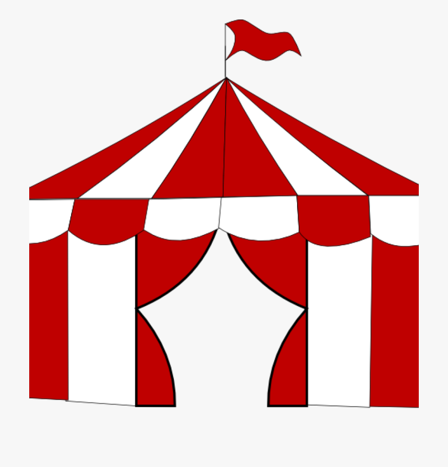 Carnival Tent Clipart Bat Clipart Hatenylo.