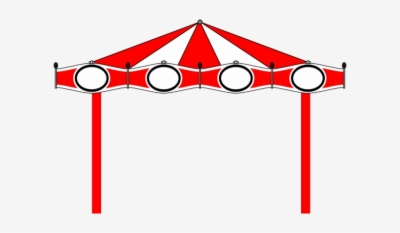 carnival tent.
