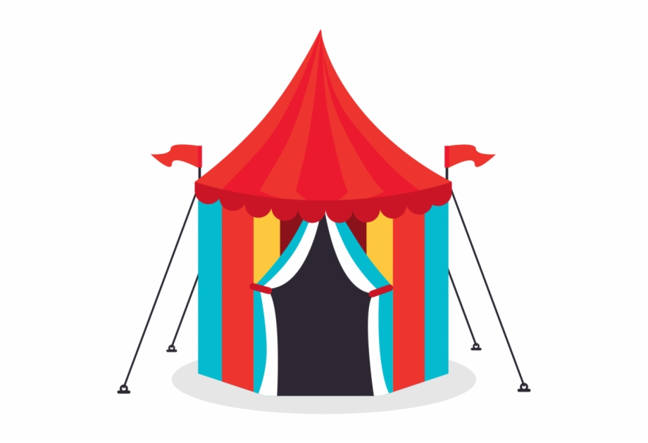 Carnival Tent Png Free PNG Images & Clipart Download #1140317.