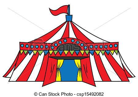 Circus tent Vector Clipart Royalty Free. 4,520 Circus tent clip.