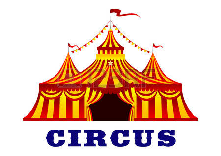 5,617 Circus Tent Stock Vector Illustration And Royalty Free.