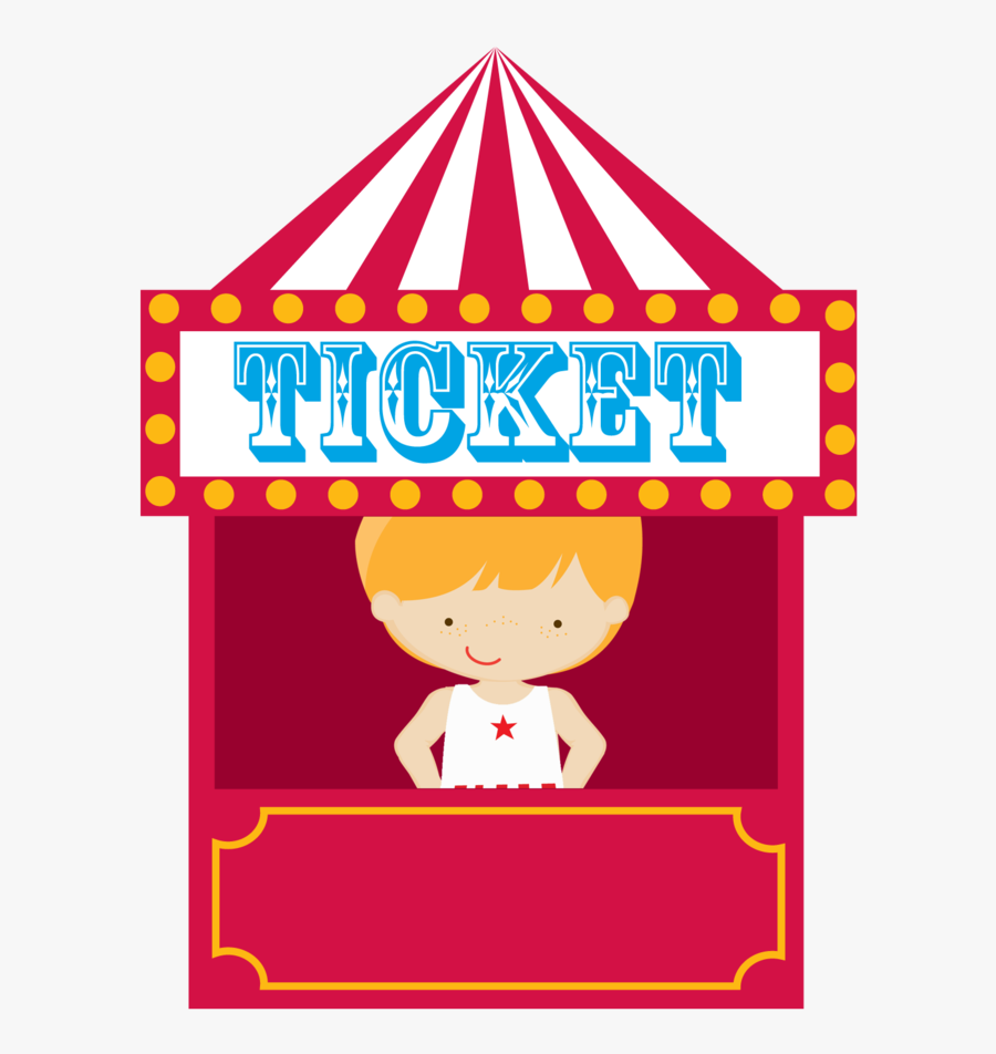 Tickets Clipart Circus Ticket.