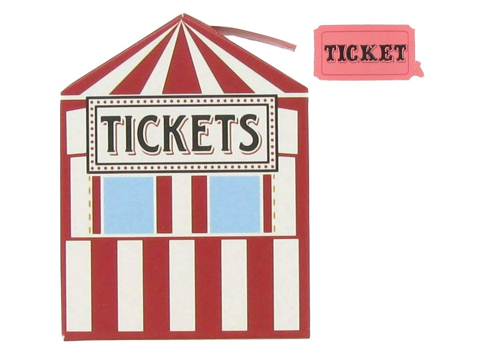 Ticket Booth Clipart.