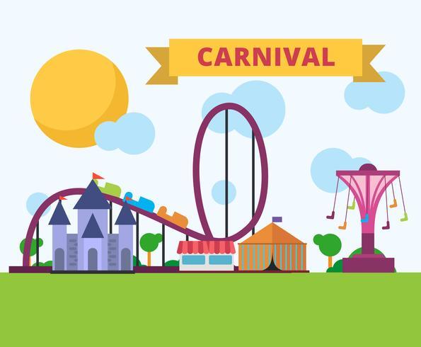 Carnival Vector.