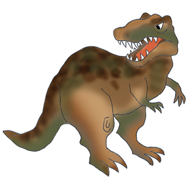 clipart dinosaur pictures #2
