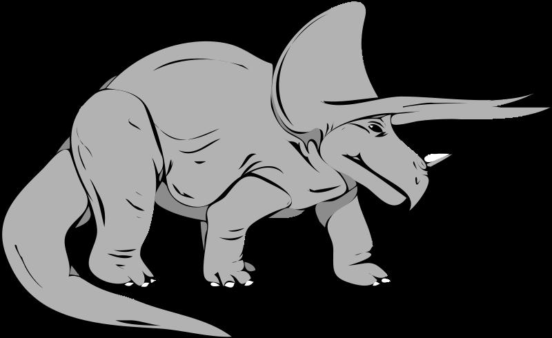 Free to Use & Public Domain Dinosaur Clip Art.