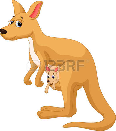 3,384 Marsupial Stock Illustrations, Cliparts And Royalty Free.