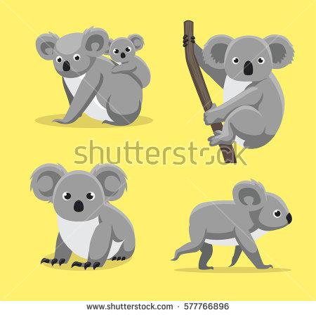 Marsupials Stock Vectors, Images & Vector Art.