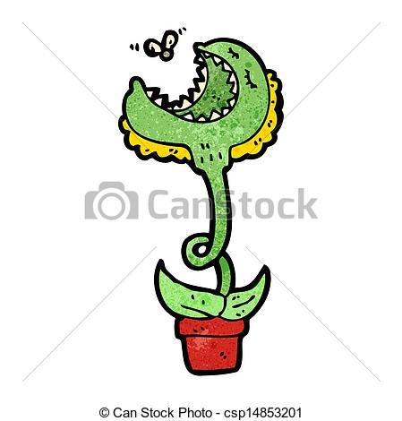Carnivorous plant Vector Clipart EPS Images. 298 Carnivorous plant.