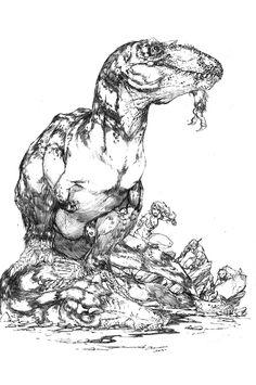 Carnosauria: Hatzegopteryx.
