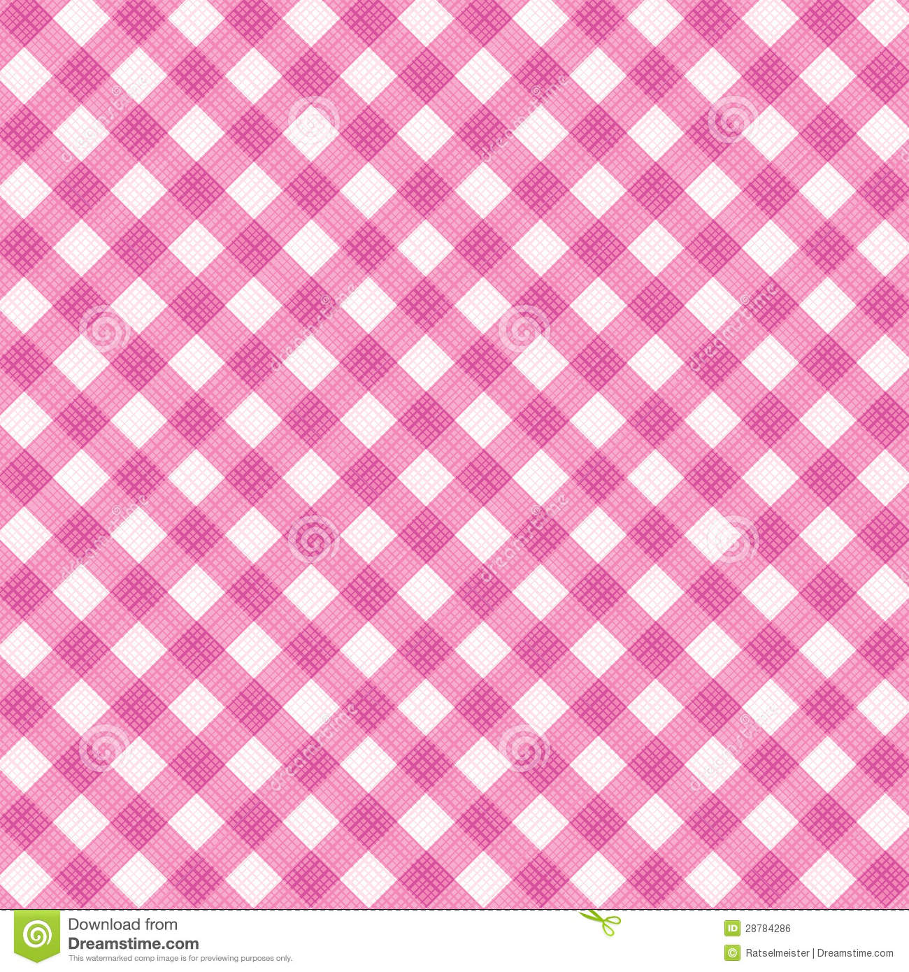 Free clipart images of gingham patterns.