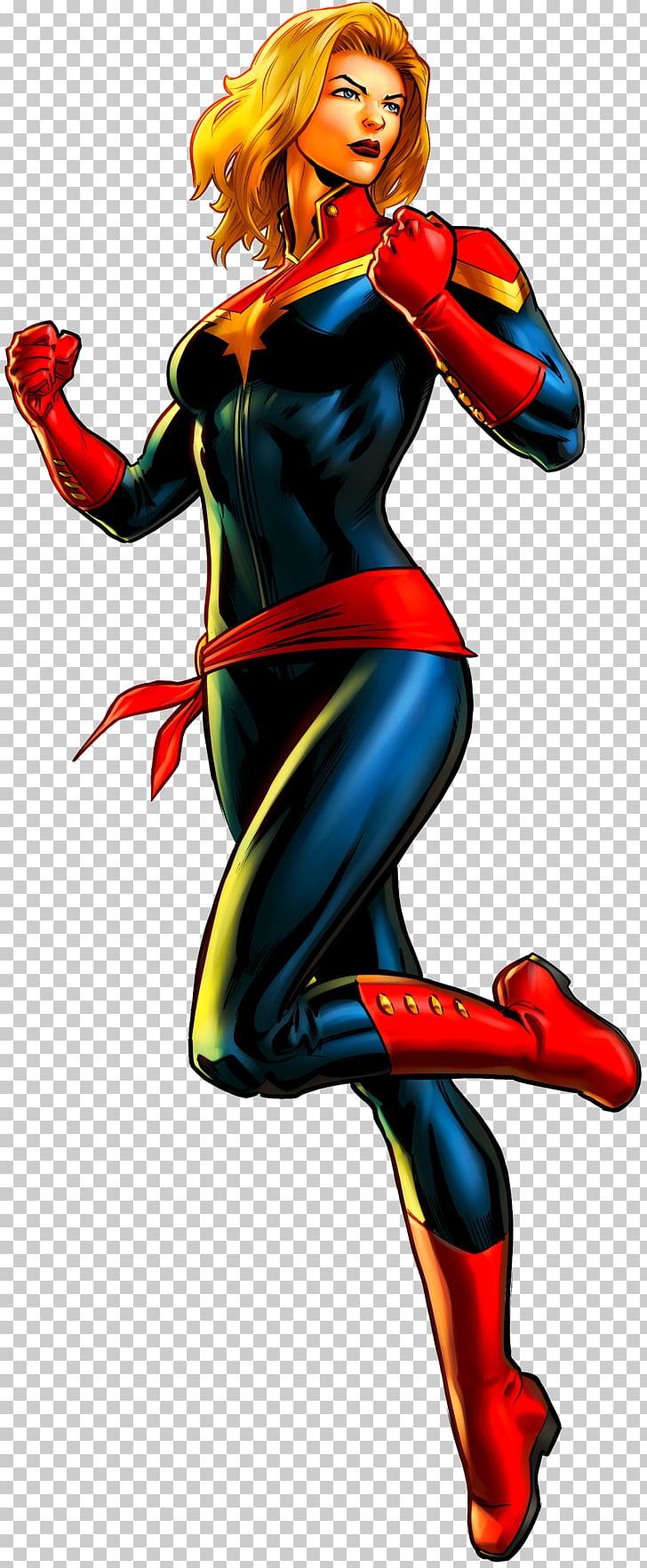 Marvel: Avengers Alliance Black Widow Captain America Carol.