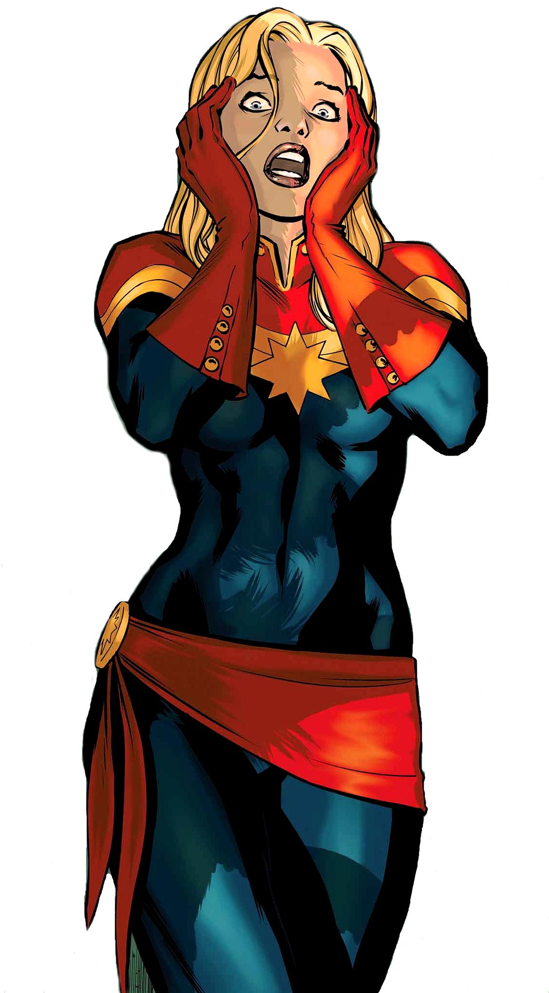 Costume Contest #121: Captain Marvel (Carol Danvers).