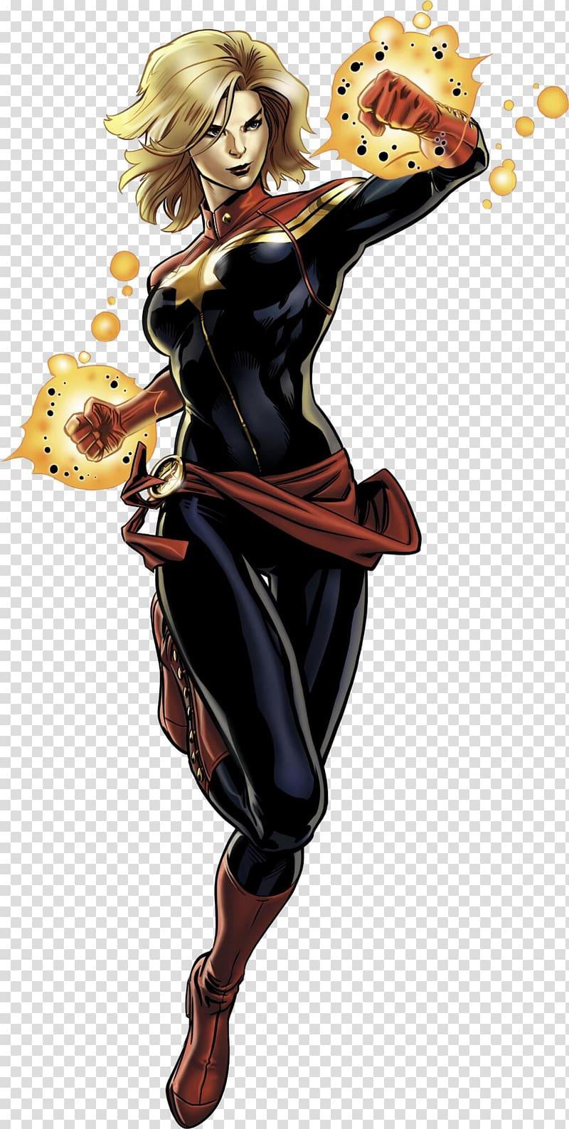 Carol Danvers Marvel: Avengers Alliance Captain America Iron Man.