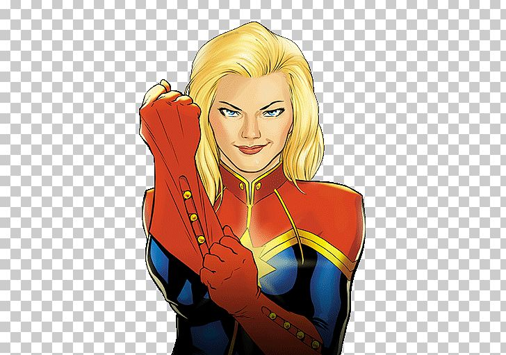 Brie Larson Carol Danvers Iron Man Captain Marvel Marvel Comics PNG.