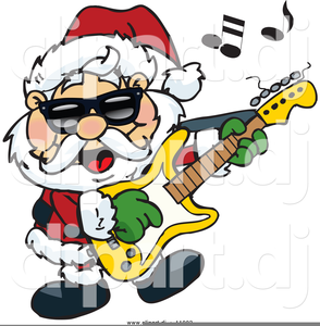 Christmas Carol Singers Clipart.