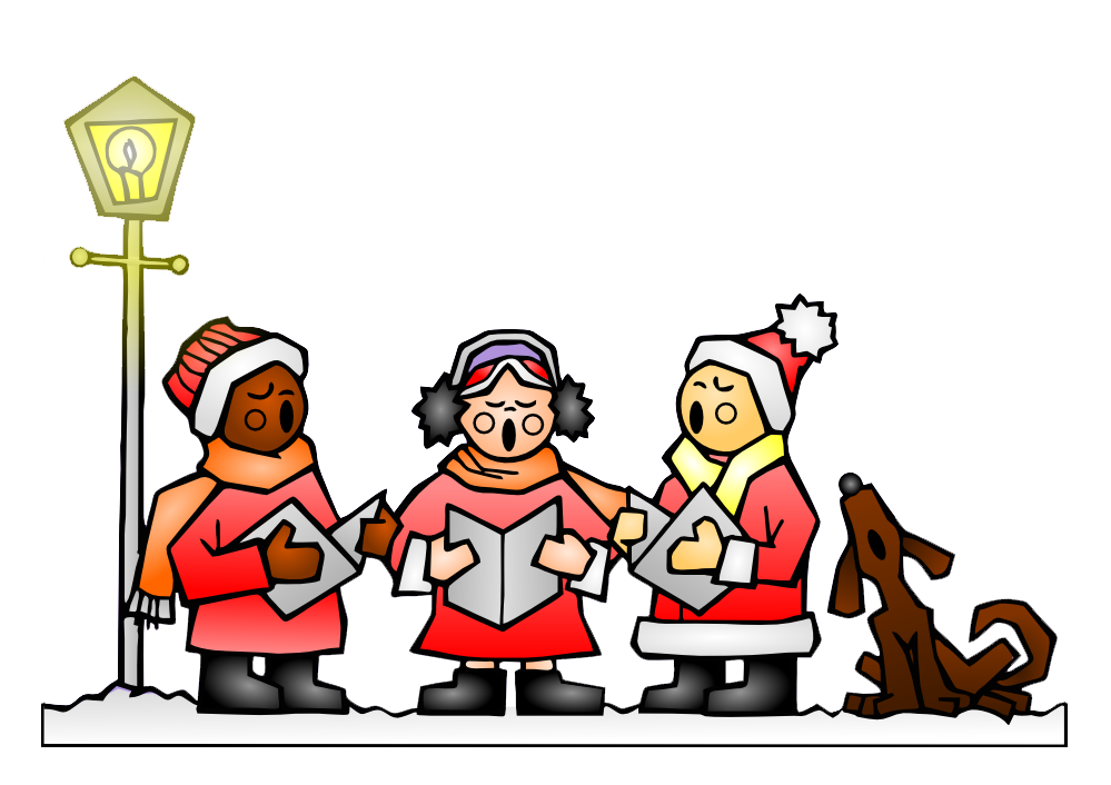 Free Christmas Carolers Clipart, Download Free Clip Art.