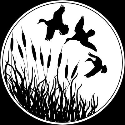 duck silhouette clip art.