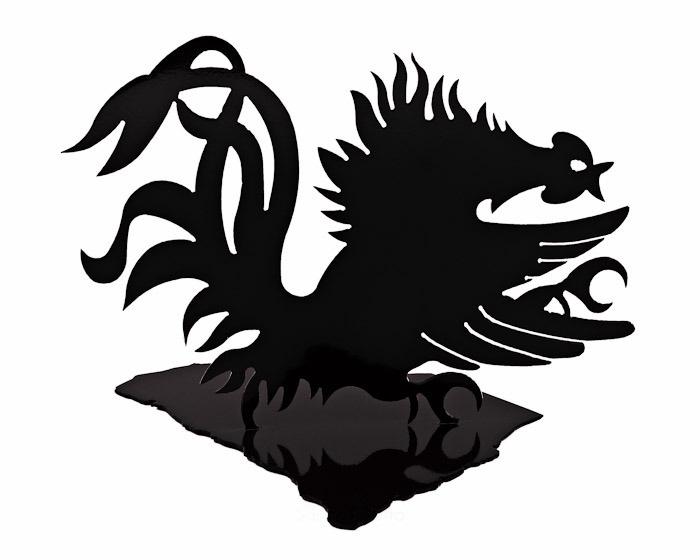 Gamecock Silhouette at GetDrawings.com.