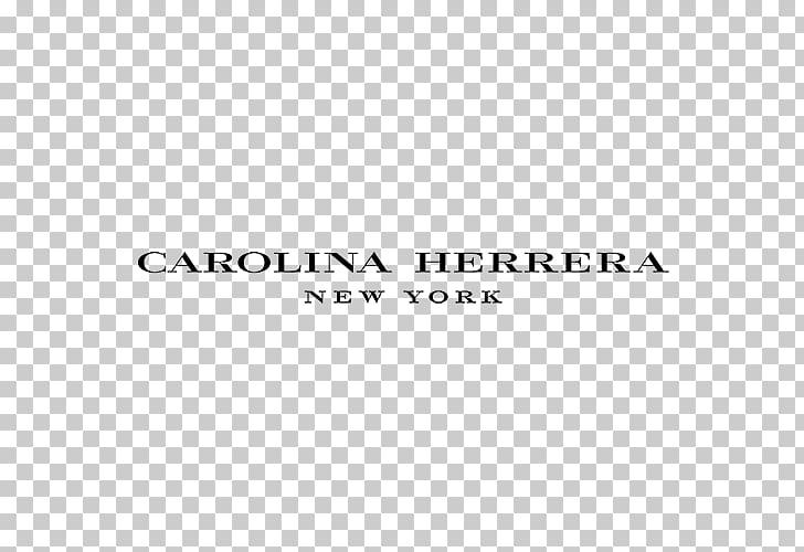 Logo Brand Paper Line Font, carolina herrera PNG clipart.