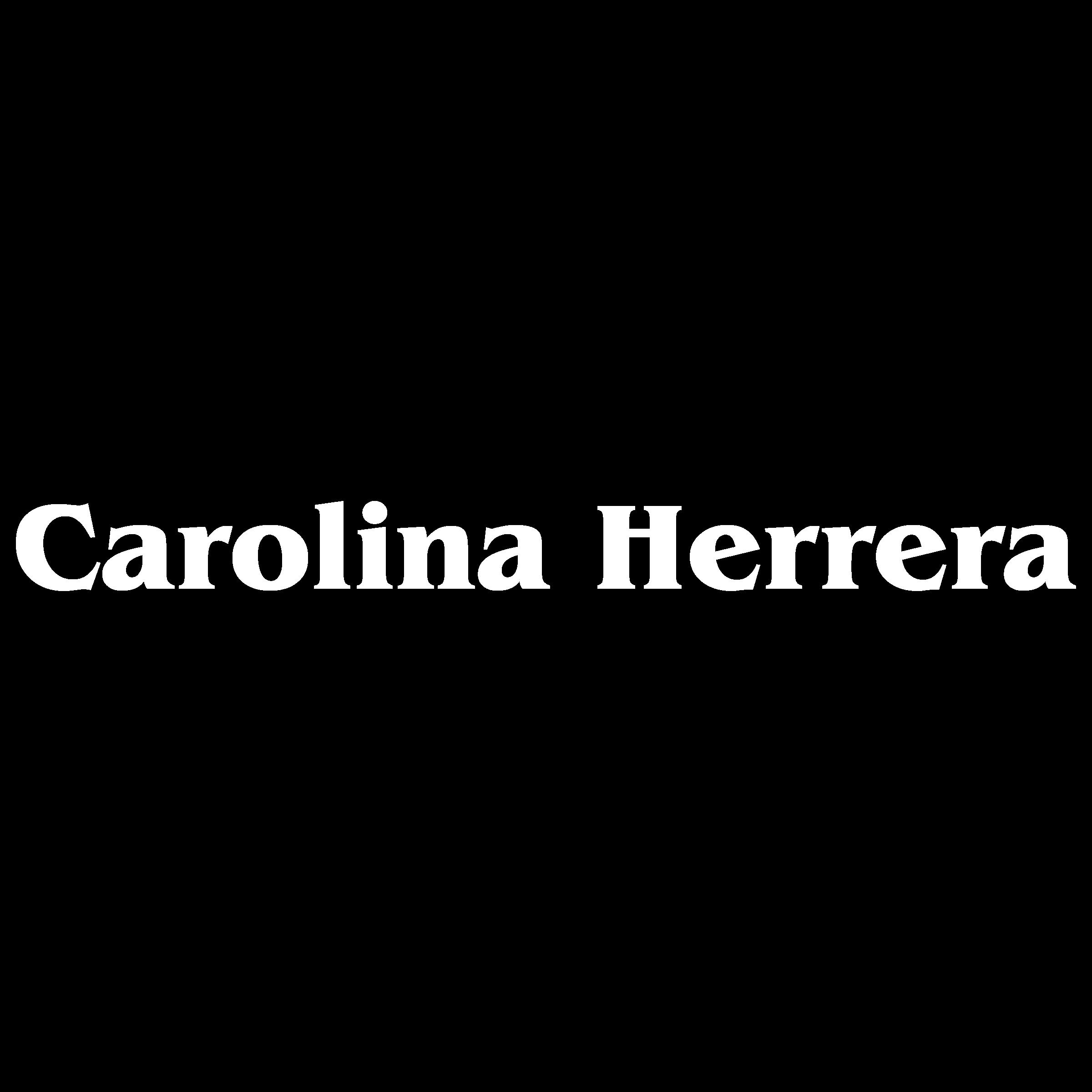 Carolina Herrera Logo PNG Transparent & SVG Vector.