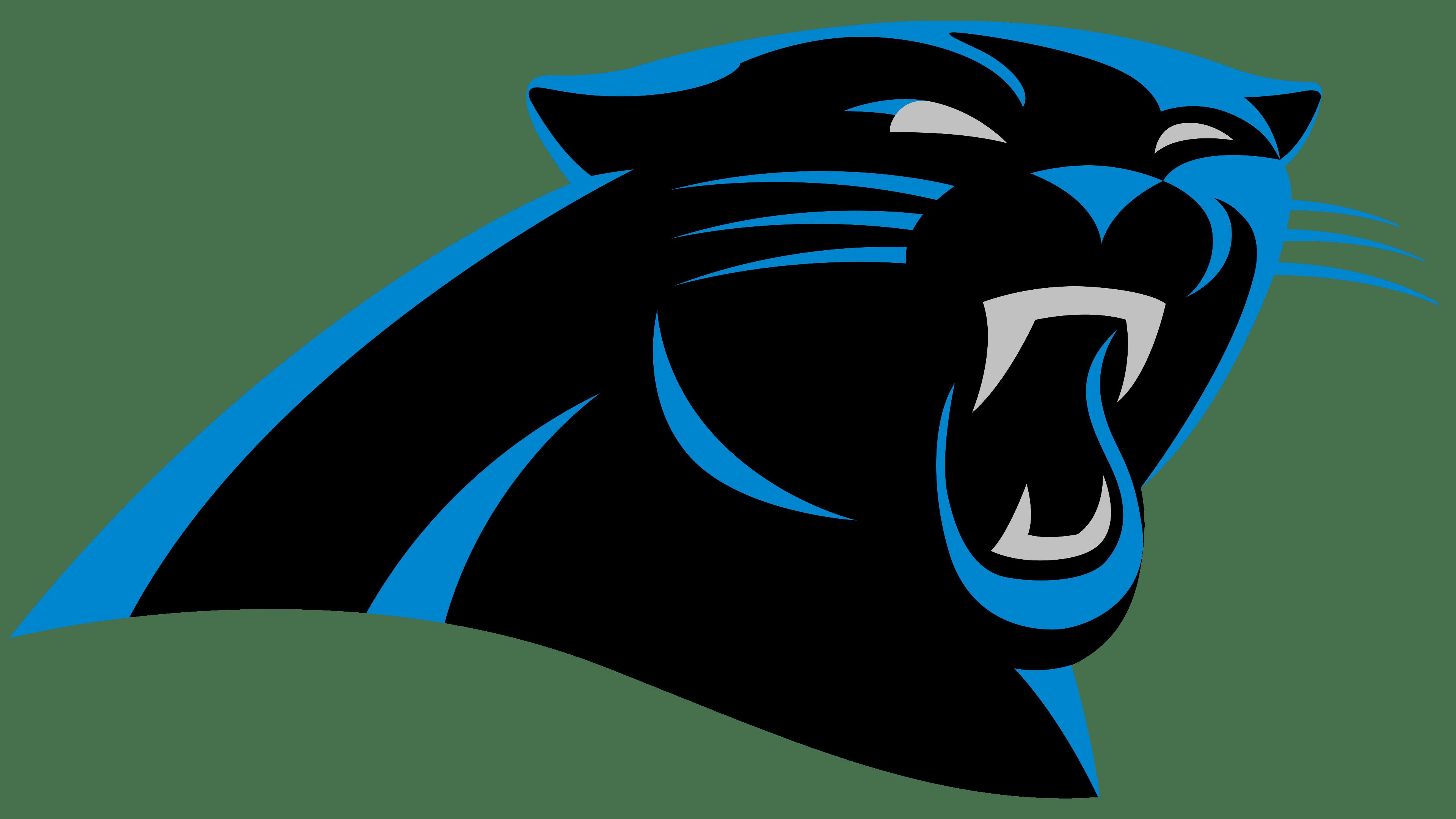 Carolina Panthers Logos.