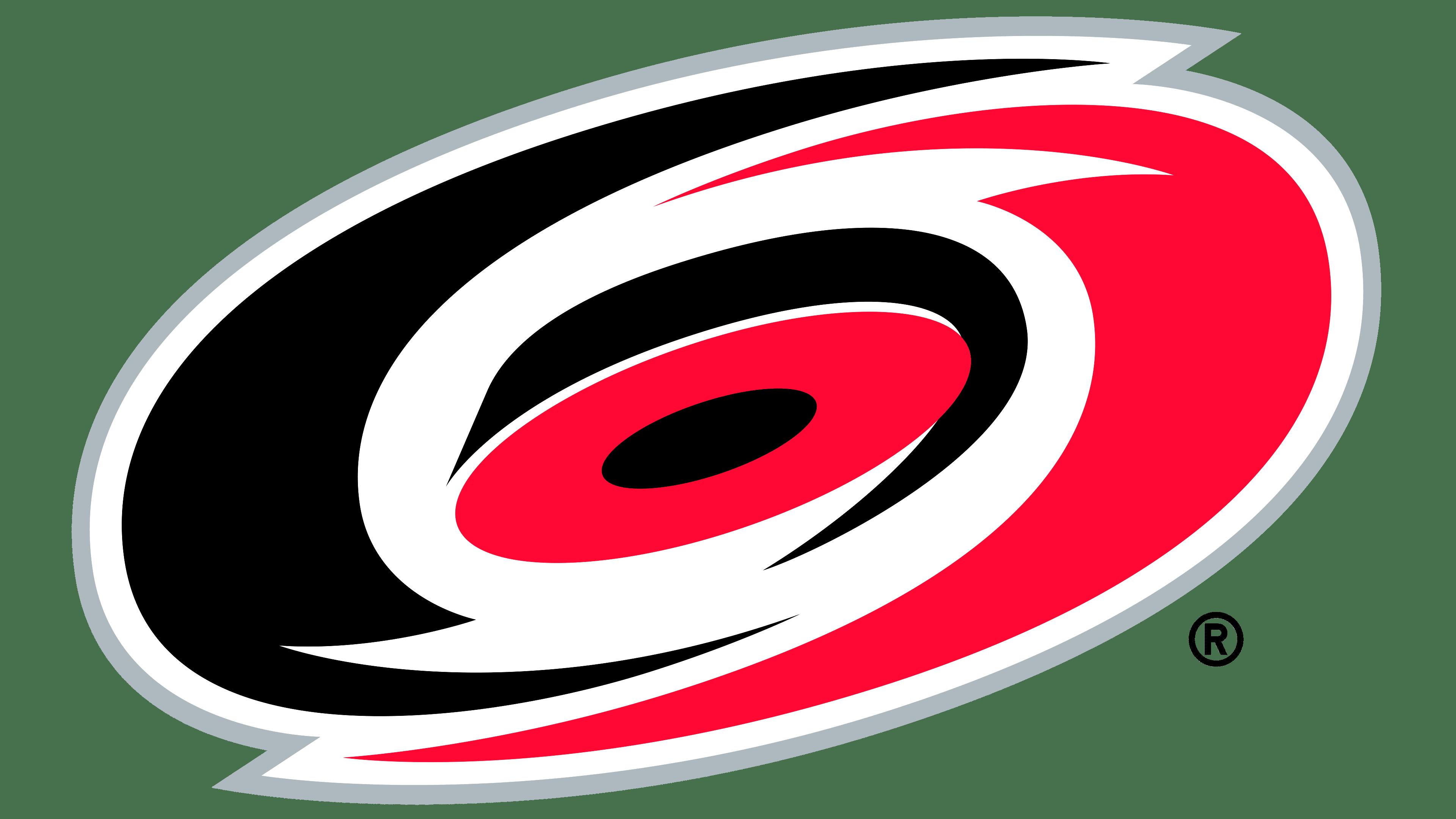 Carolina Hurricanes Logos.