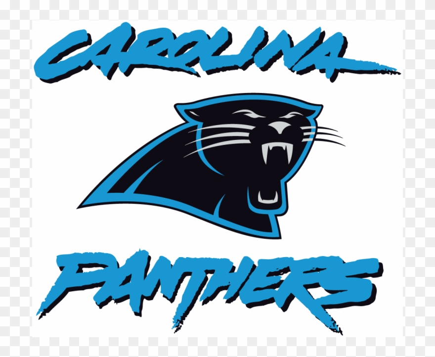 Carolina Panthers Iron Ons.