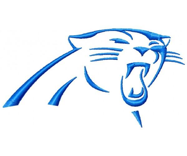 Free Carolina Panthers Logo Black And White, Download Free Clip Art.