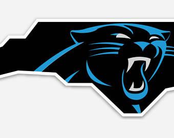 Carolina Panther Clipart.