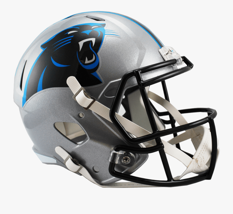 Carolina Panthers Helmet , Free Transparent Clipart.