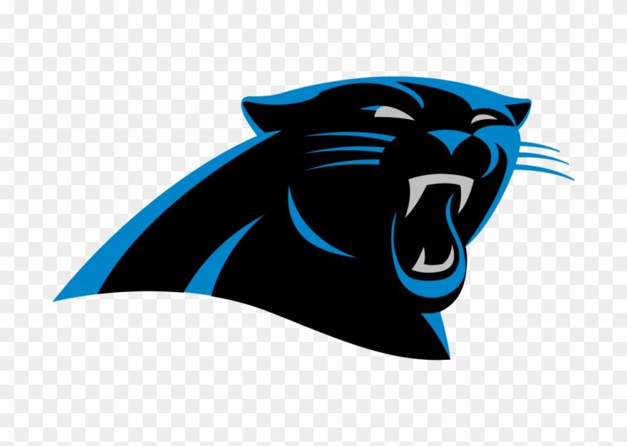Carolina Panthers Logo Png Clipart (#4139990).