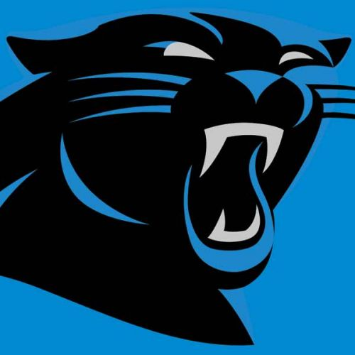 Carolina Panthers Large Logo SONNET Kit Skin.