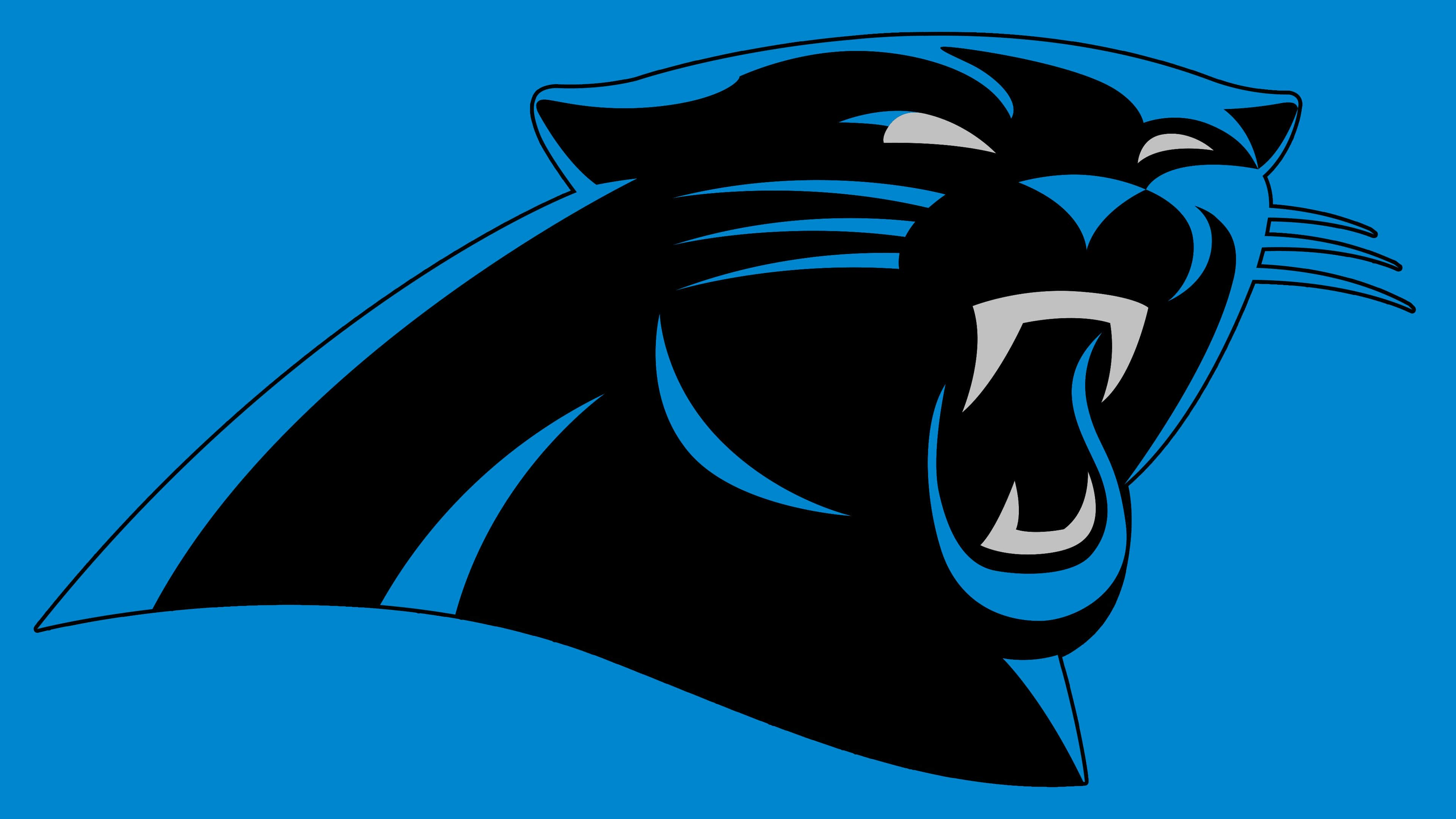 Carolina Panthers Logos.