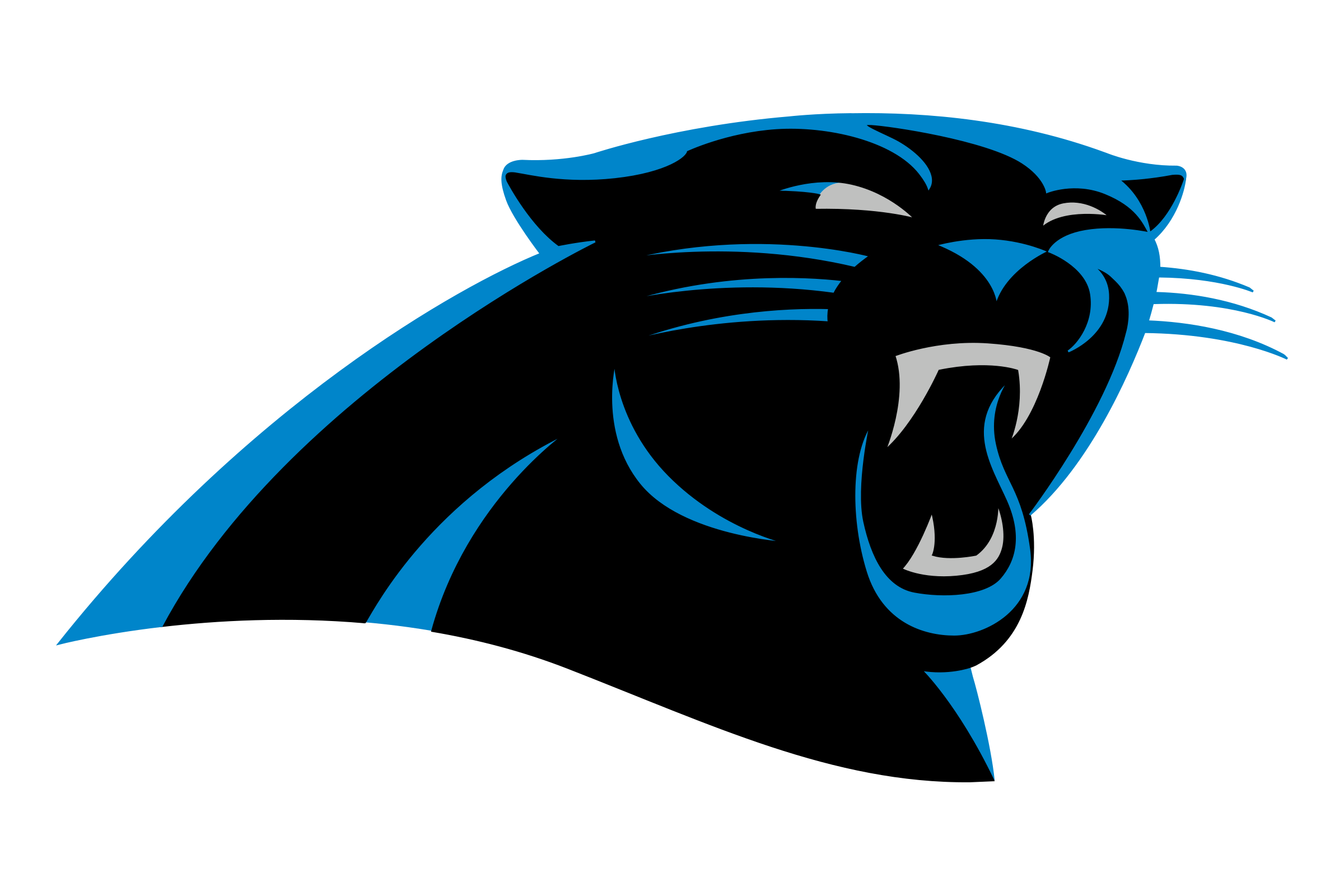 Carolina Panthers Logo PNG Transparent & SVG Vector.