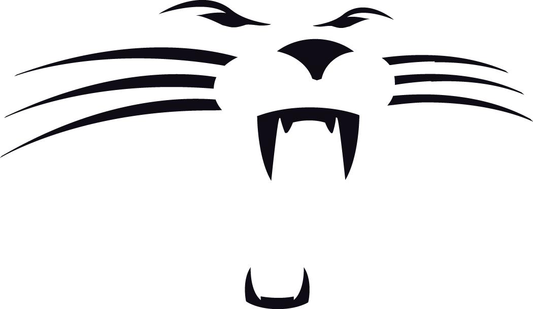 Carolina Panthers Alternate Logo.