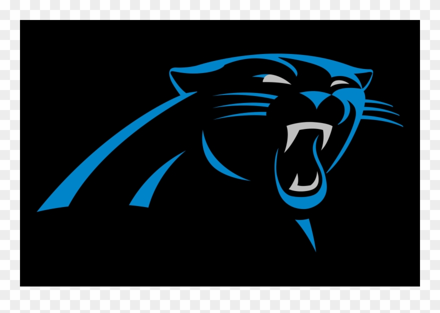 Carolina Panthers Logo 2019.