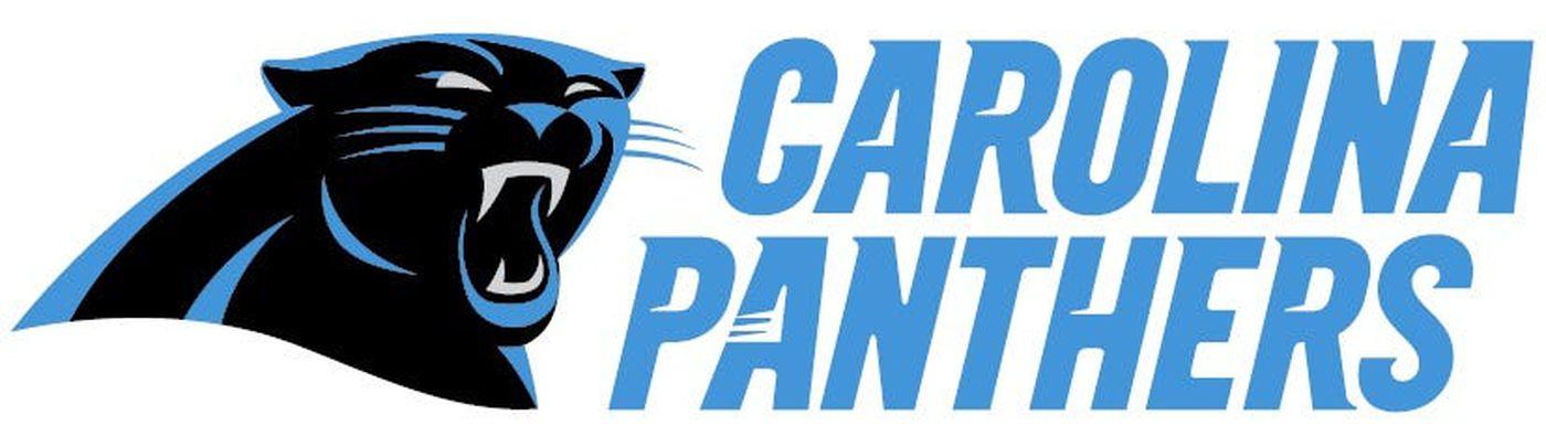 Carolina Panthers unveil new logo; first change since 1995.