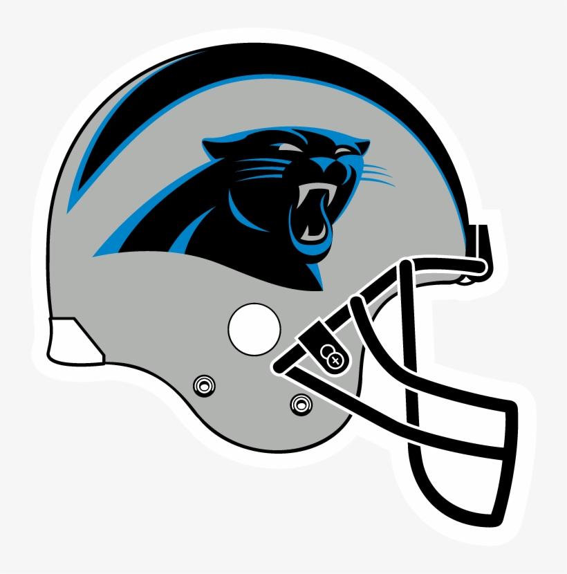 Carolina Panthers Helmet Png Group (+), HD Png.