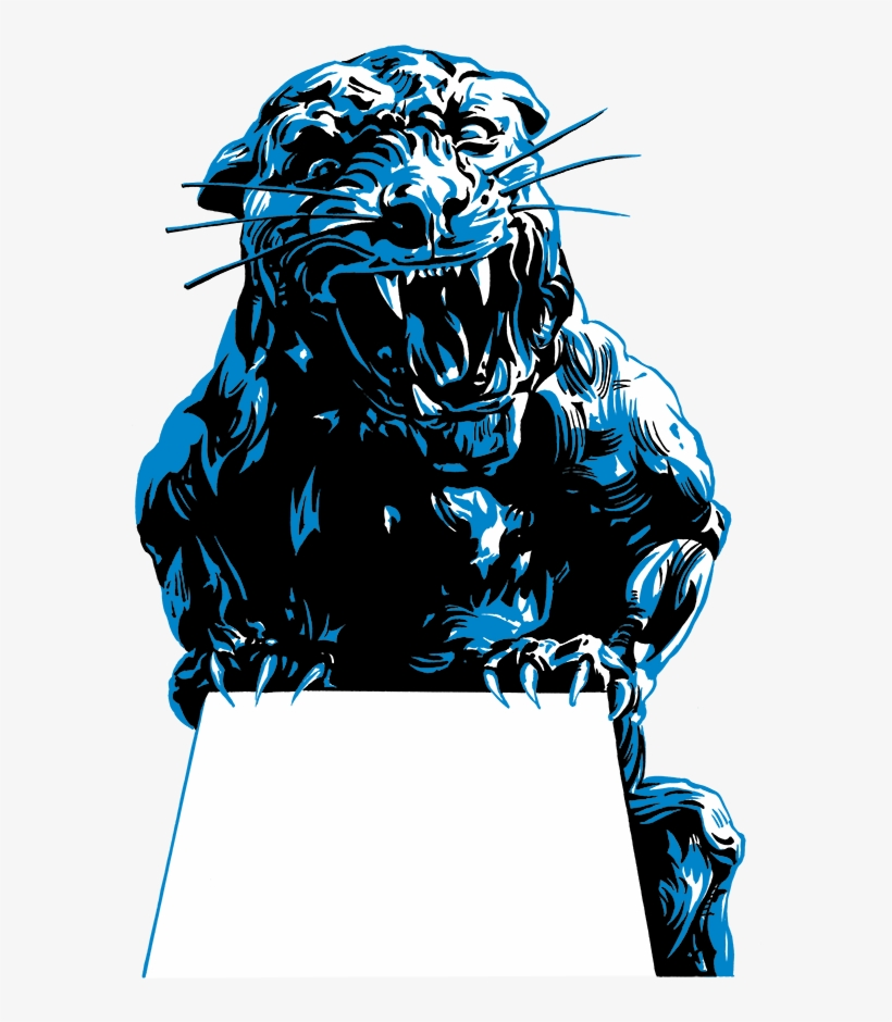 Carolina Panthers Transparent PNG.