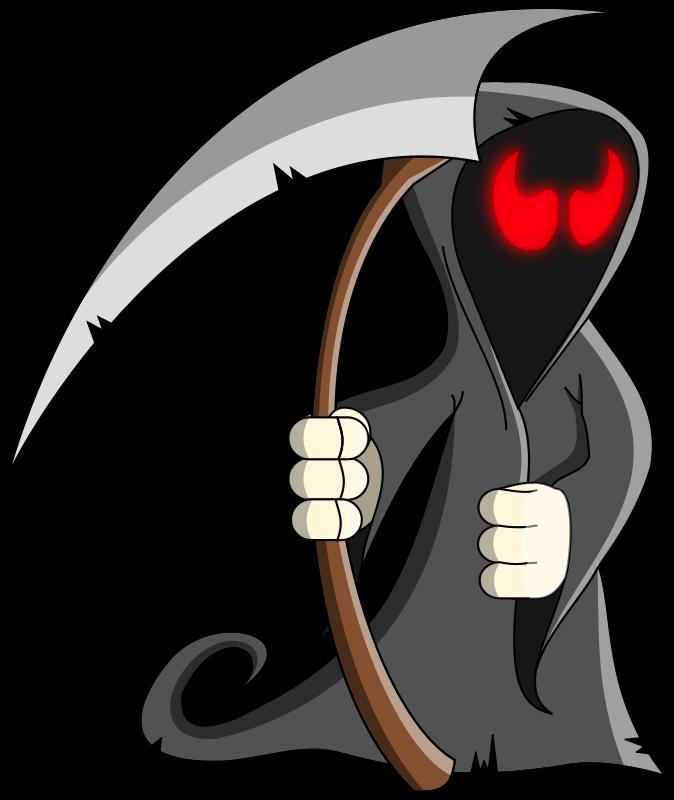Grim reaper clipart carolina reaper, Grim reaper carolina.