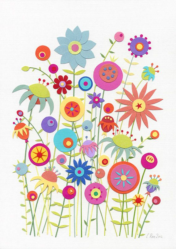 1000+ images about Illustration * Flowers on Pinterest.