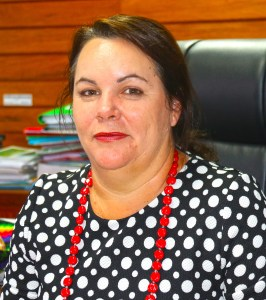 Five questions for PNG Power's new Acting MD Carolyn Blacklock.