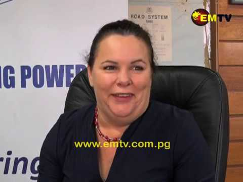 PNG Power Acting MD Carolyn Blacklock: Normal Power Services To Continue  Despite Threats.