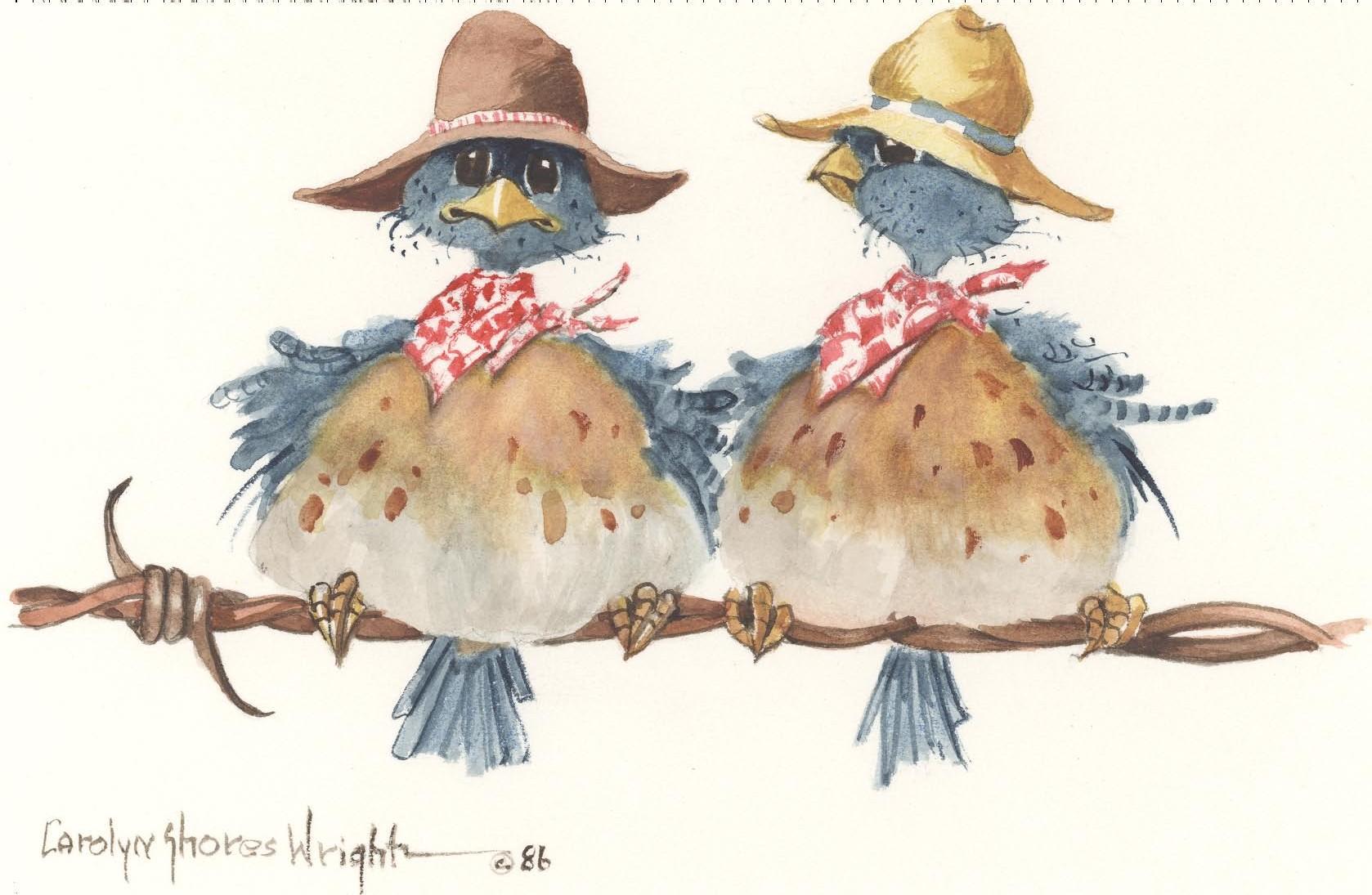 Carolyn Shores Wright Clipart.