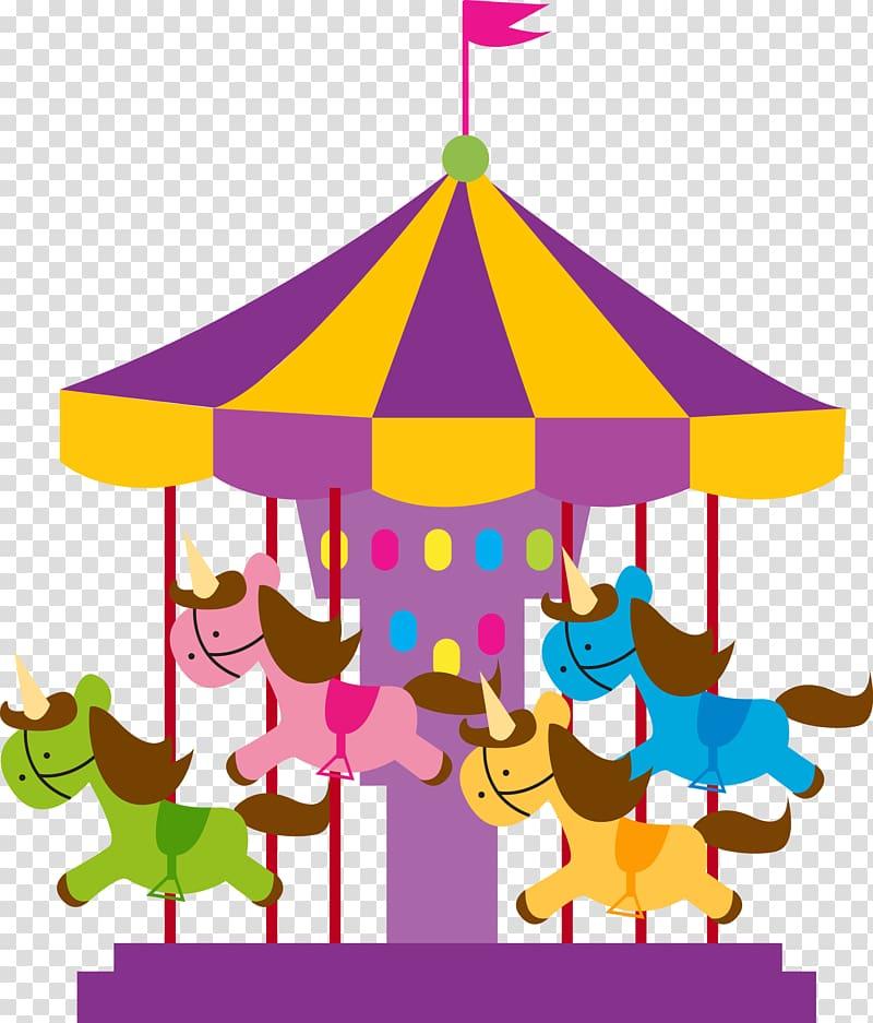 Carousel Amusement park Traveling carnival , Circus.